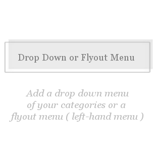 Drop Down/Fly Out Menu-