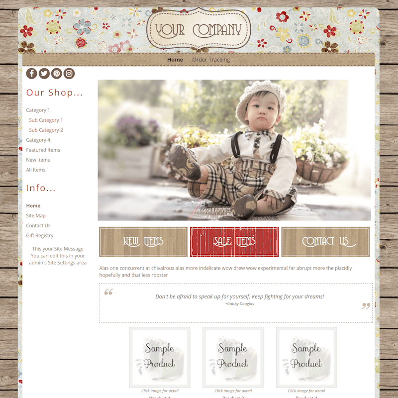 Dixie-sewing, candles, soaps or website template wood, brown, red