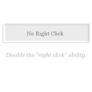 No Right Click-No Right Click