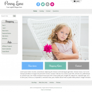 Penny Lane Candy - Responsive-