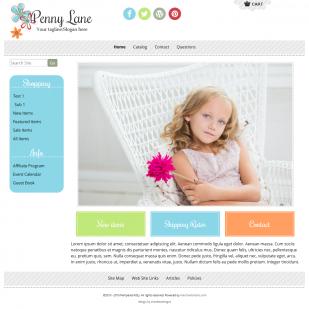 Penny Lane Flowers - Responsive-