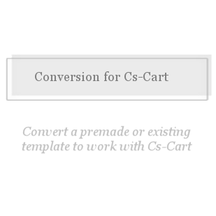 Conversion for Cs-Cart-
