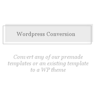 Conversion for Wordpress-Convert template to a  Wordpress theme